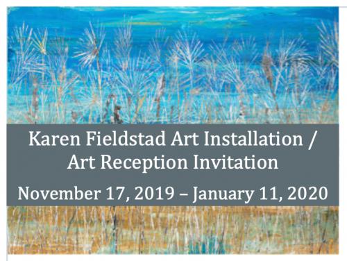 rt Show Art Event - Karen Fieldstad Art at the Centennial Gallery